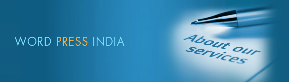 PSD to Wordpress India